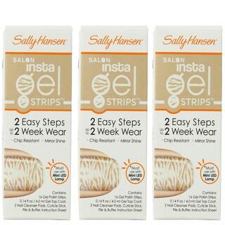 Sally Hansen Salon Insta Gel Strips Walk the Catwalk (Pack of 3)