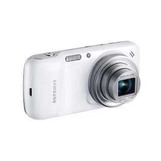 Samsung Galaxy S4 Zoom C105A 16GB AT&T Unlocked Cell / Camera Cell Phone - White