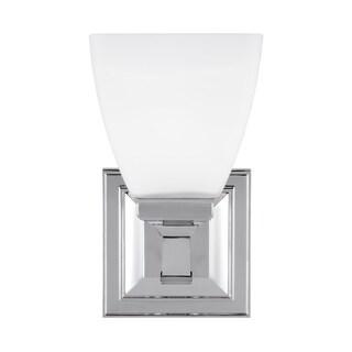 Feiss Putnam 1-light Chrome Wall Sconce