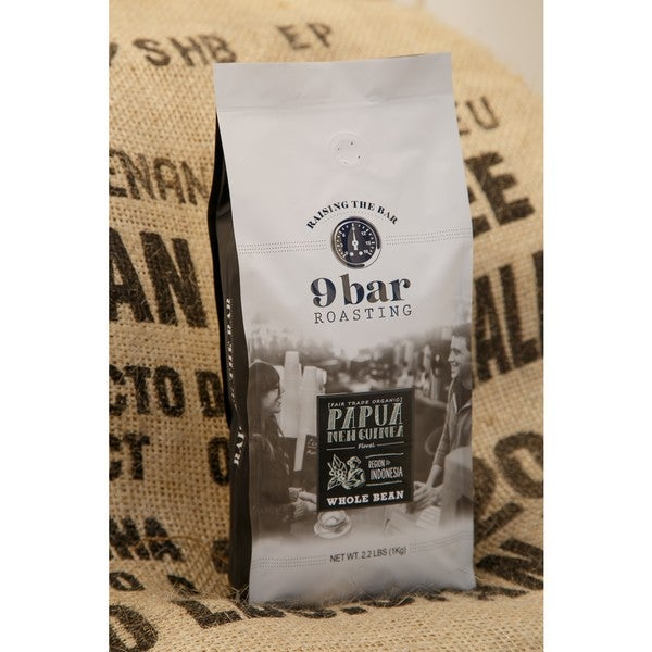 9Bar Roasting Papua New Guinea Organic