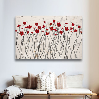 Carmen Guedez's Eternal Love, Gallery Wrapped Canvas