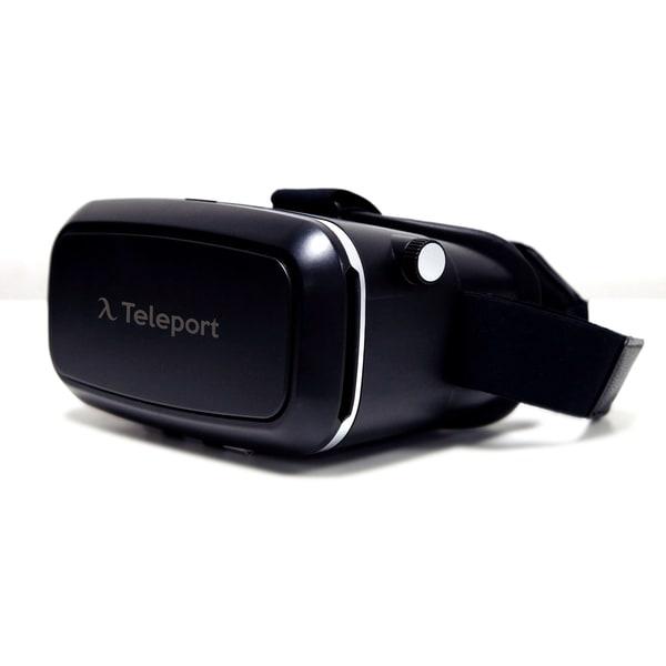Teleport Virtual Reallity Black Headset