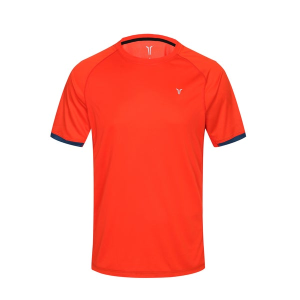 Men's Knitted Fast-Drying Classic Short Sleeve T-Shirt