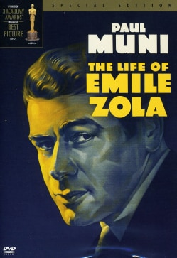 The Life of Emile Zola (DVD)