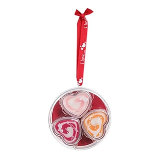I Love... Swirlypop Lip Balm 3-piece Gift Set