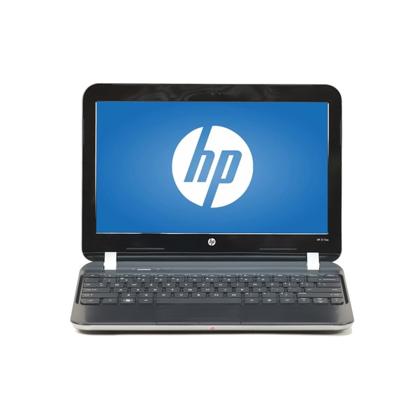 HP 3115M 11.6-inch display AMD E-450 1.65GHz CPU 4GB RAM 500GB HDD Windows 7 Laptop (Refurbished)