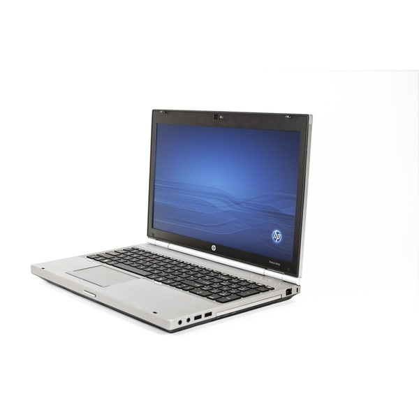 HP EliteBook 8560P 15.6-inch display 2.4GHz Intel Core i7 CPU 8GB RAM 128GB SSD Windows 7 Laptop (Refurbished)