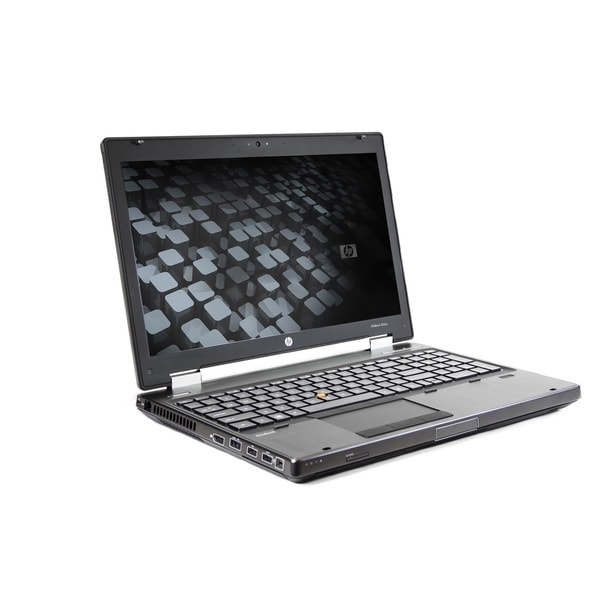 HP Elitebook 8560w Laptop (Refurbished)