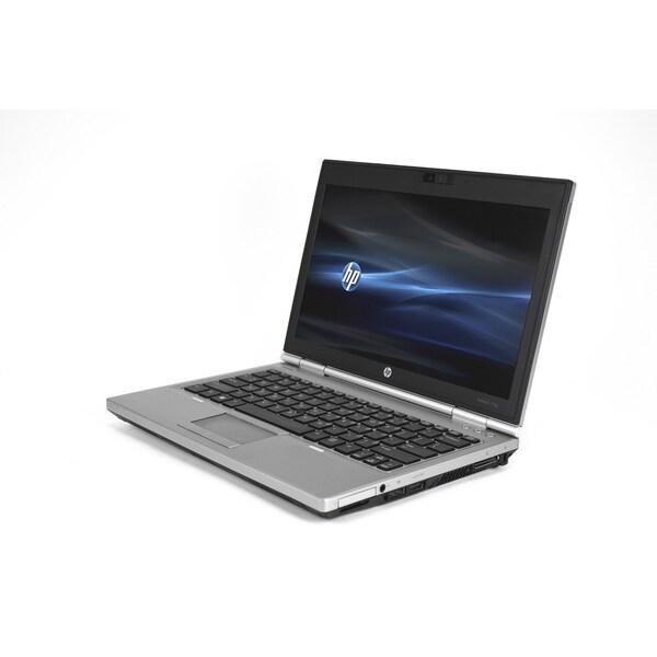 HP EliteBook 2570P 12.5-inch display 2.9GHz Intel Core i7 CPU 8GB RAM 128GB SSD Windows 7 Laptop (Refurbished)