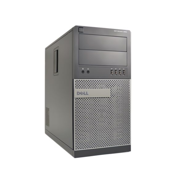 Dell Optiplex 990-T 3.4GHz Intel Core i7 CPU 4GB RAM 500GB HDD Windows 8 Computer (Refurbished)