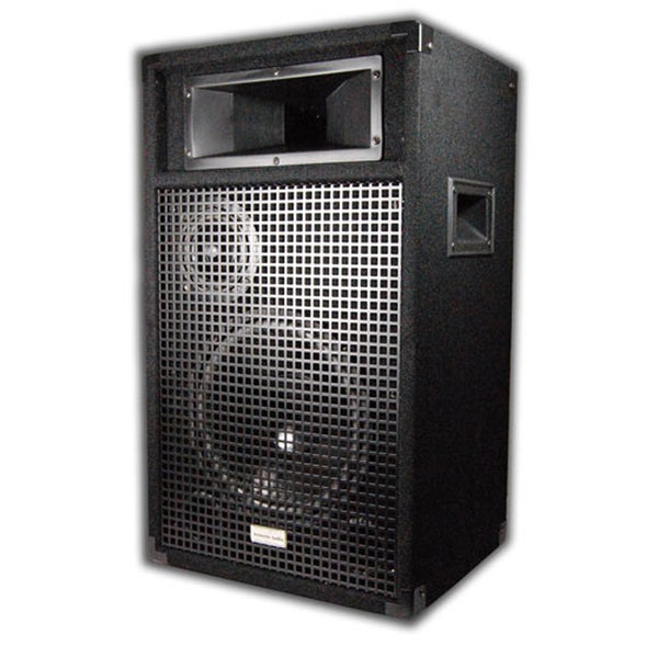Acoustic Audio Br10 Pa Karaoke Dj 10-inch Speaker 800 Watts 3 Way