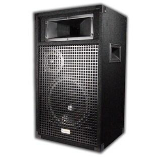 Acoustic Audio Br10 Pa Karaoke Dj 10-inch Speaker 800 Watts 3 Way
