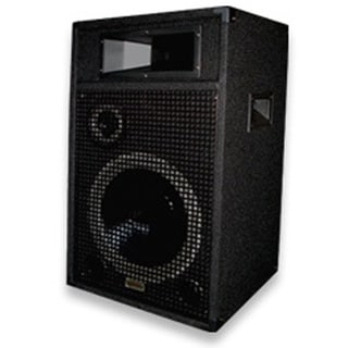 Acoustic Audio Br12 Pa Karaoke Dj 12-inch Speaker 1000 Watts 3 Way