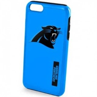 Forever Collectibles Carolina Panthers Dual Hybrid Case for Apple iPhone 6/ iPhone 6s