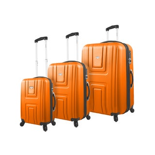Mia Viaggi Turin 3-piece Expandable Hardside Spinner Luggage Set