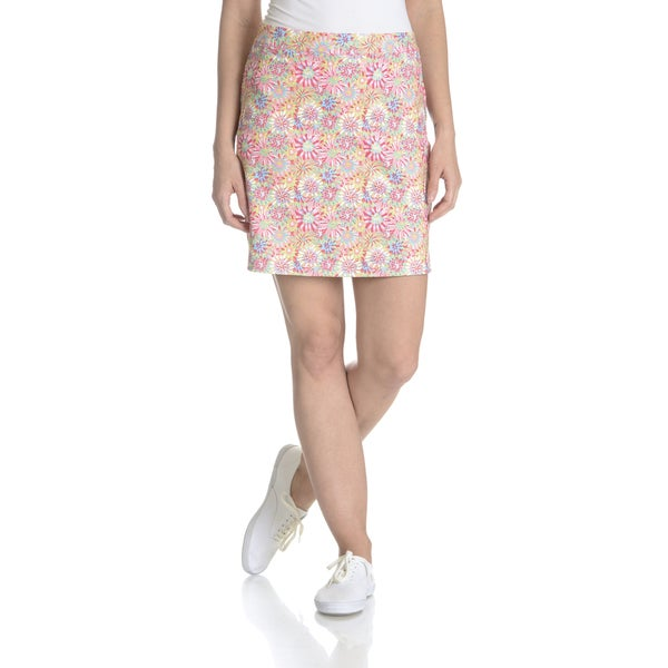 Peter Millar E4 Performance Women's Floral Printed Skort