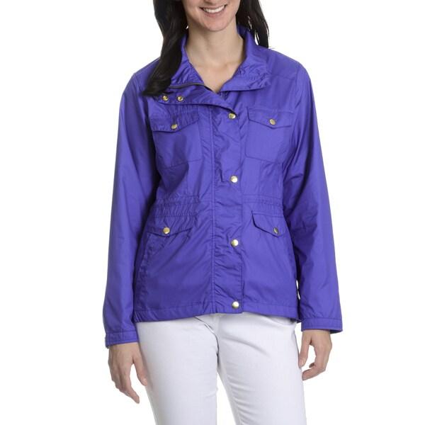 Peter Millar Women's Zip Front Jacket