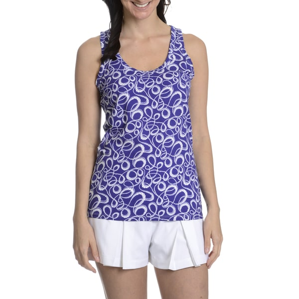 Peter Millar Women's Mariana Print Stretch Tank
