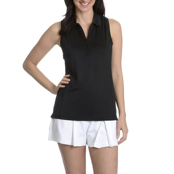 Peter Millar E4 Performance Women's Sleeveless Polo Top