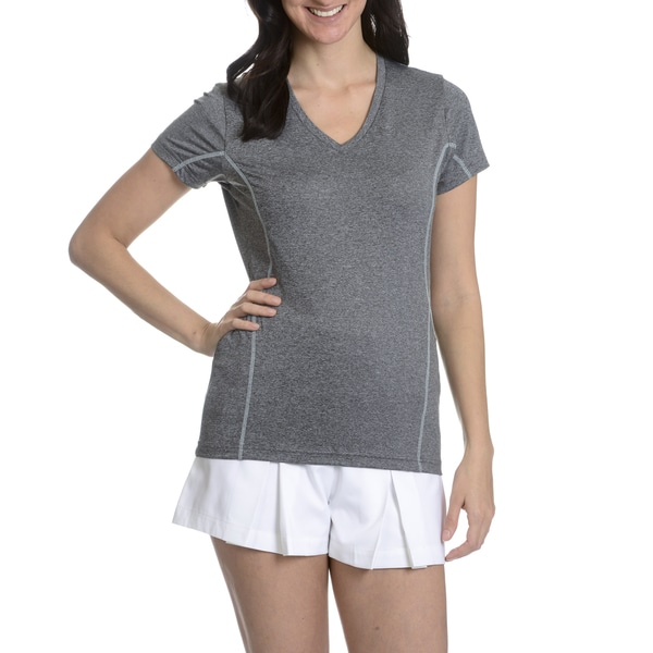 Peter Millar E4 Performance Women's Contrast Stitch Short Sleeve Top