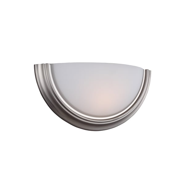 Sea Gull ADA Wall Sconces LED Light Brushed Nickel Sconce