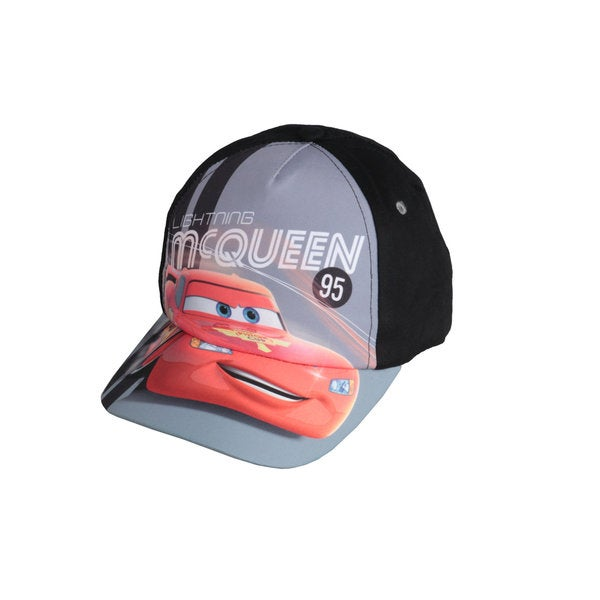 Disney Pixar Kids' Cars Lightning McQueen Baseball Cap