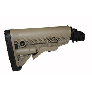FAB Defense Recoil-Compensating Collapsible Buttstock