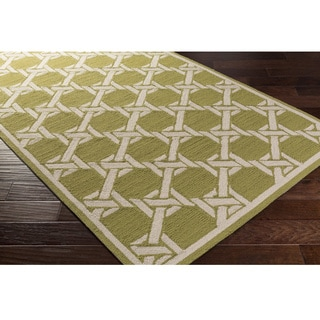 Meticulously Woven Tobey Rug (8' Round)