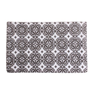 Thro by Marlo Lorenz Lillian Medallion Fleece Throw