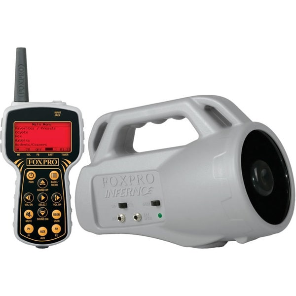 FoxPro Inferno Electronic Predator Game Call
