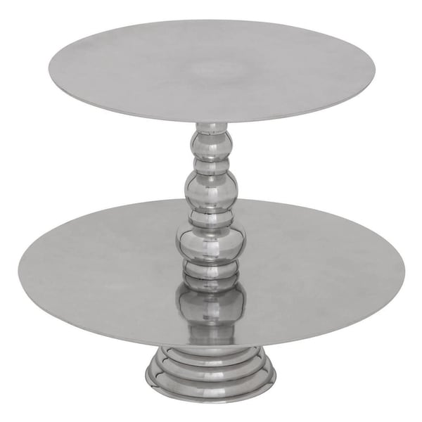 Gala 2-Tier Cupcake And Cake Stand