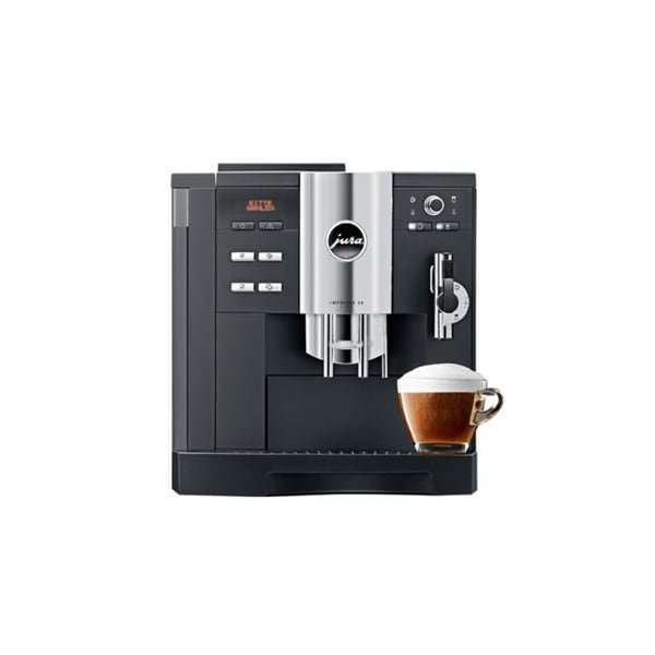 Jura Impressa S9 Classic Black One Touch Espresso Coffee Machine (Refurbished)
