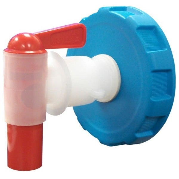Ventless Spigot Assembly for WaterBrick Containers