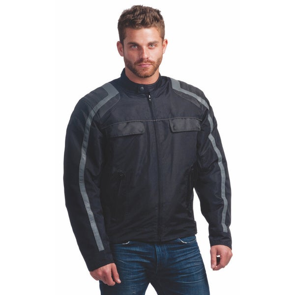 Men's Motorcycle Textile Jacket 17136547