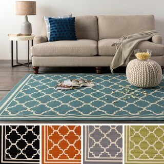 Meticulously Woven Vanves Rug (7'10 x 10'3)
