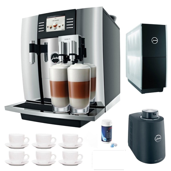 Jura Giga 5 13623 Cappuccino and Latte Macchiato System + Accessory Kit 17139196