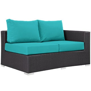 Gather Outdoor Patio Right Arm Loveseat
