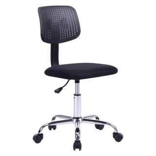 Shannon Adjustable Armless Office Chair