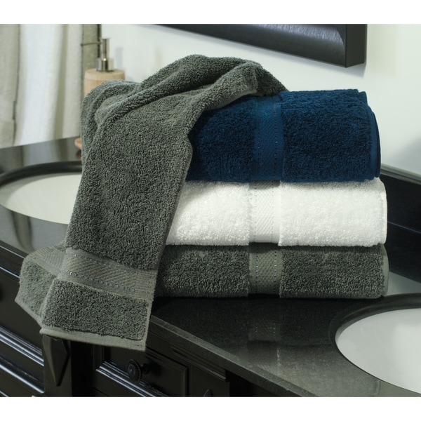 Cambridge Grand Egyptian Certified Giza 6-piece Bath Towel Set