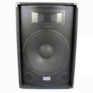 Acoustic Audio DR15 Pro 15-inch Speaker PA DJ Karaoke Band 700 Watts 2 Way