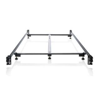 Twin XL Hook-in Headboard-Footboard Heavy-duty Steel Bed Frame by Brookside
