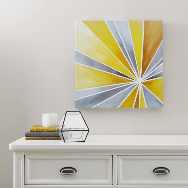 Intelligent Design Ray of Sunshine Gel Coat Canvas