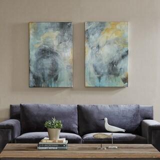 Madison Park Tranquility Gel Coat Canvas 2-piece Set