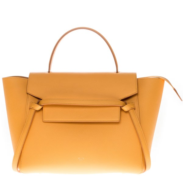 Celine Mini Grained Leather Belt Bag