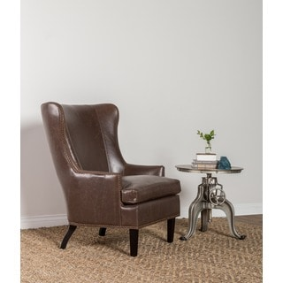 Kosas Home Dova Chair Chocolate