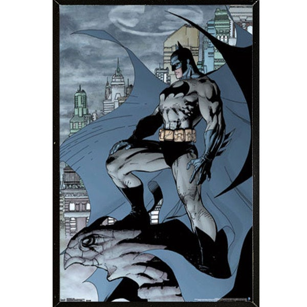 Batman Wall Plaque (22 x 34)