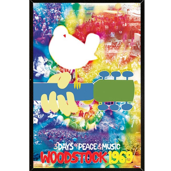 Woodstock Wall Plaque (24 x 36)