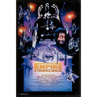 Star Wars Episode 5 Plaque (22 x 34)
