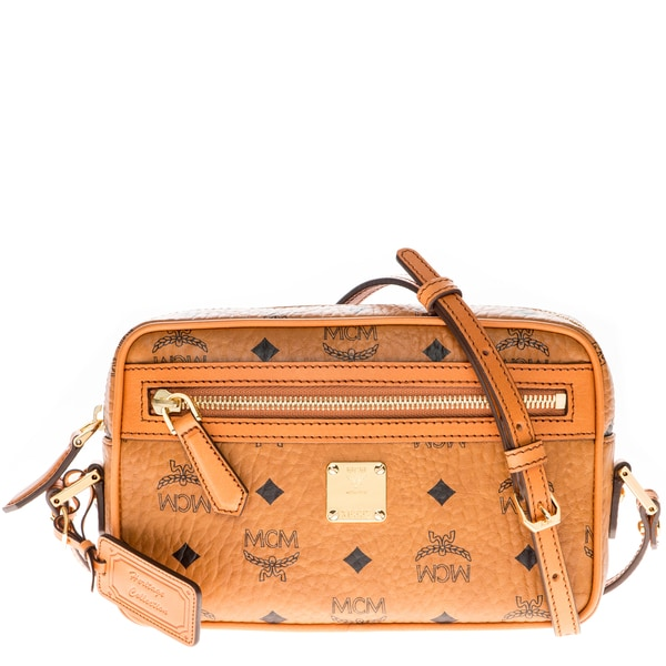 MCM Heritage Crossbody Bag