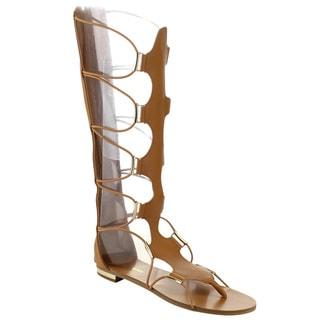 Beston GB13 Women's Flat Gladiator Sandals
